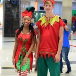 Christmas mall activation johannesburg