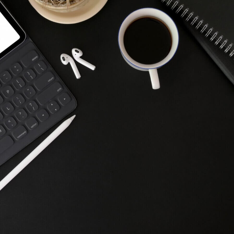 white-ceramic-mug-beside-black-computer-keyboard-3803271